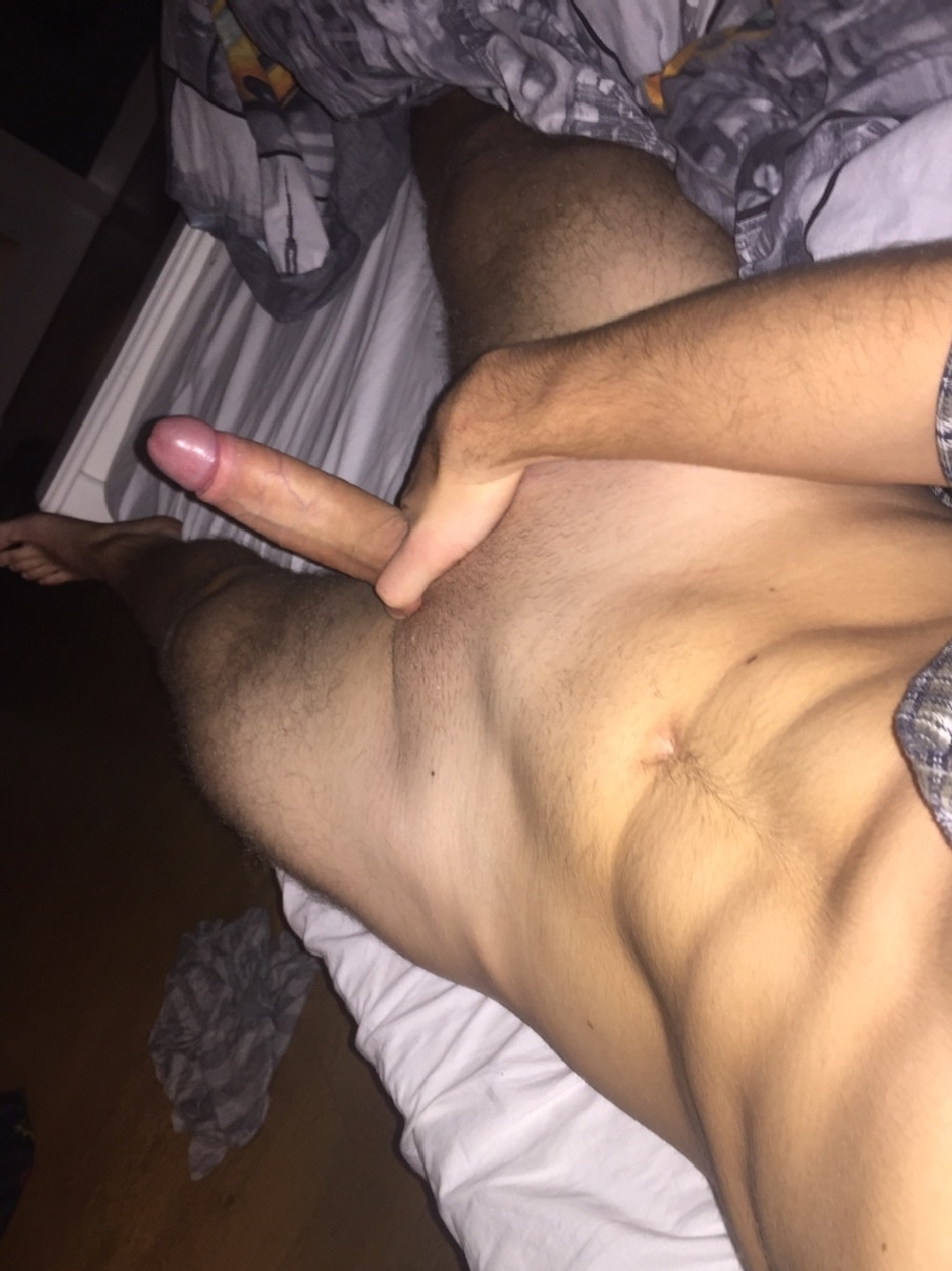 Muscle Boy Hard Cock